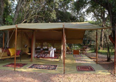 Naibor Camp Activities