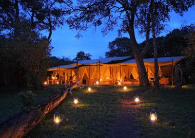 Naibor Camp Accommodation